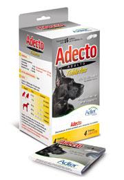 Comprar Antiparasitario de amplio espectro Adecto Adulto Tabletas