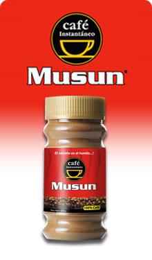 Comprar Café Musun®