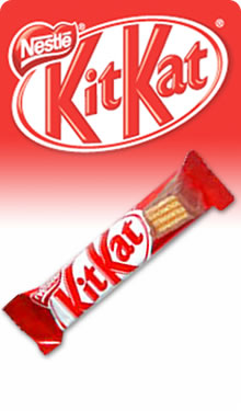 Kit Kat®, chocolate relleno de crujiente galleta Nestlé