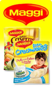 Comprar Cremas y Sopas Maggi®