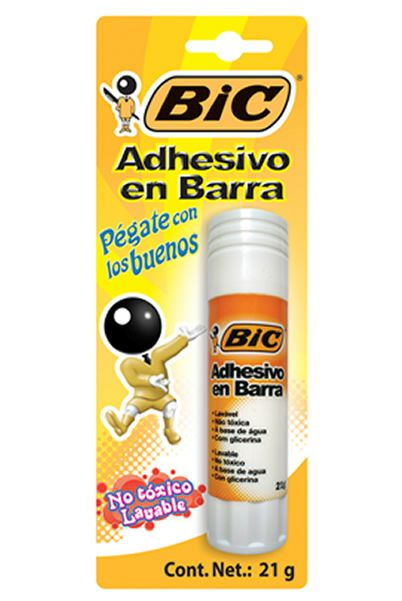 Comprar Barra Adhesiva Bic 10
