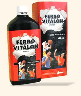 Comprar Antianémico Ferrovitalon