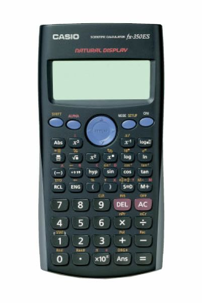Calculadora Casio Fx-350 MS 37