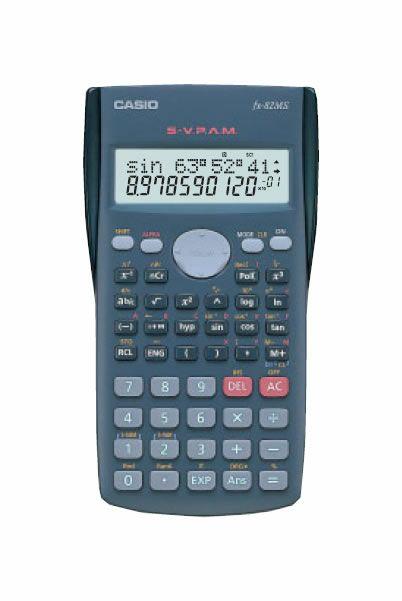 Comprar Calculadora Casio Fx-82 cientifica