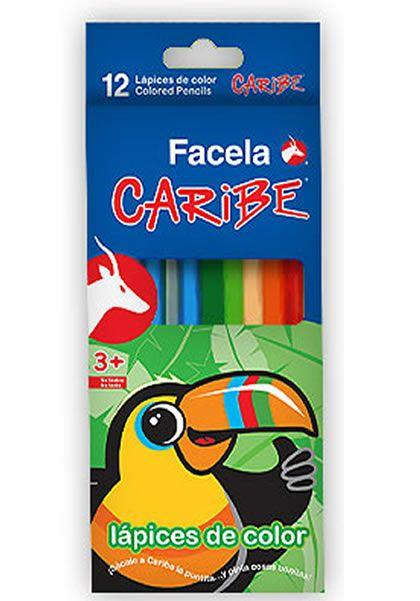 Comprar Colores Facela 12 Largo Carón 4