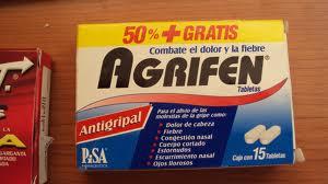 Comprar Antigripal Agrifen®