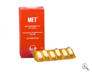 Comprar Terapia Oral para la Diabetes Mellitus Tipo II Met®