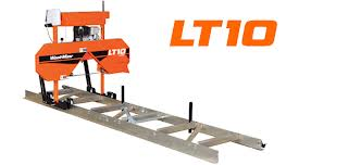 Comprar Aserradero Wood-Mizer LT10