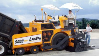 Comprar Maquinas Pavimentadoras LeeBoy