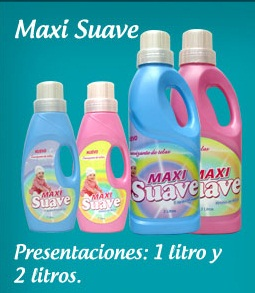 Comprar Acondicionador de telas Maxi Suave