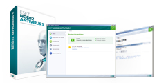 Comprar Eset NOD32 Antivirus 5