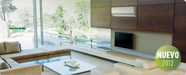 Comprar Etherea, nueva línea de climatización doméstica 2012