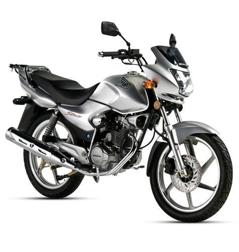 Comprar Motocicleta Honda Storm-125