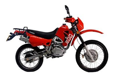 Comprar Motocicleta Yumbo Dakar