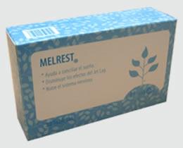 Comprar Mel Rest, Tabletas