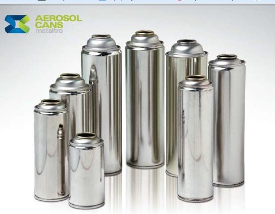 Comprar Aerosol Cans Metaltro