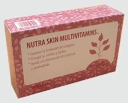 Comprar Nutra Skin Multivitamins