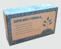 Comprar Super Men Formula, Tabletas