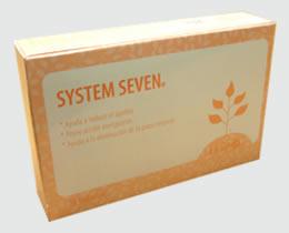 Comprar System Seven, Cápsulas