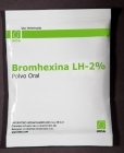 Bromhexina LH 2% Polvo Oral