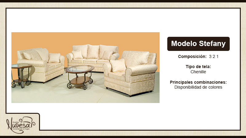 Comprar Muebles Línea Confort