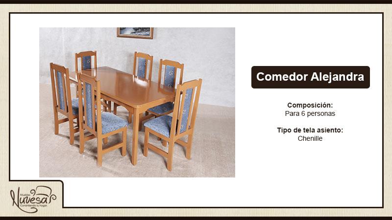Comprar Muebles Línea Comedores