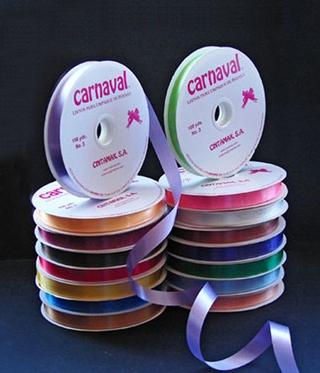 Comprar Listón liso Carnaval