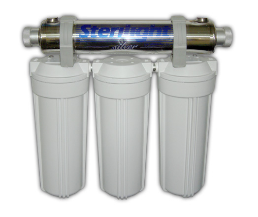 Comprar Equipos de purificación de agua residencial