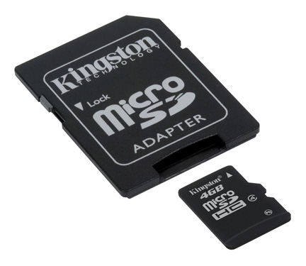 Comprar Micro SD 4gb Kingston