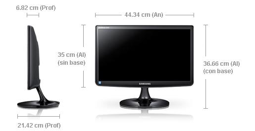 Comprar Monitor LCD 18.5 Samsung - S19A10N