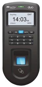 Comprar Terminal DUO de EasyWay Biometrics 2 en 1