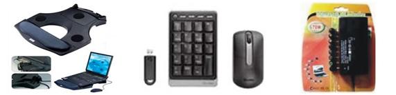 Comprar Accesorios para laptop