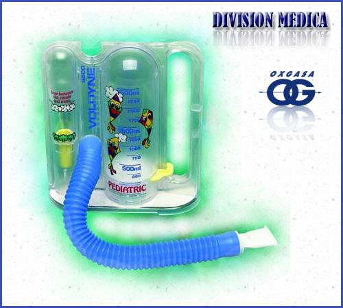 Comprar Inspirometro Triflo II
