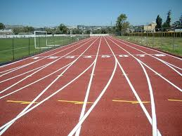 Pisos para pistas de atletismo de la línea Decoflex Athletic Track and Field