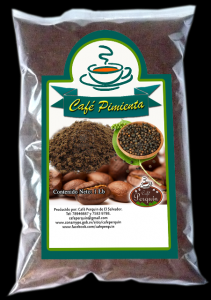 Comprar Café con Pimienta