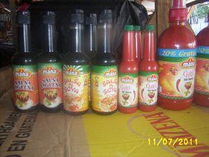 Comprar Salsa y Aderezos