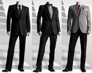 Comprar Trajes formales para caballeros