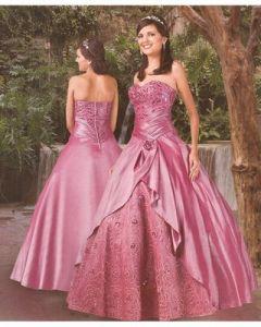 Comprar MJVQ-01 Vestido Quiseañera