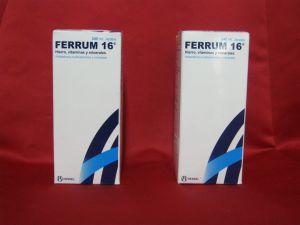 Comprar Ferrum 16 jarabe