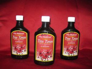 Comprar Tonico vitaminado Vino tres toros