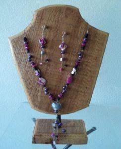 Comprar Collar Violeta
