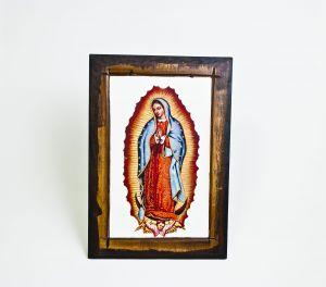 Comprar Cuadro Estampa de Virgen