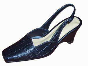 Comprar Calzado Abierto de Cuña - Codigo 0000