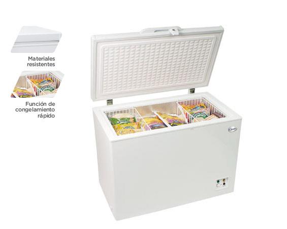 Comprar Congelador Modelo CCH300