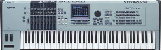 Comprar Teclado Yamaha MOTIF XS7 Music Production Synthesizer