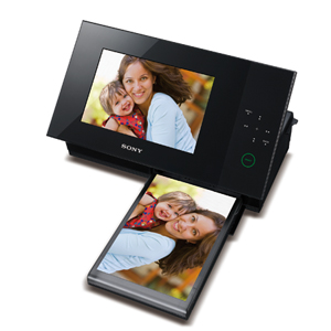 Comprar Impresora/marco digital DPP-F800
