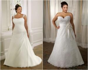 Comprar Wedding Dresses for Plus Size Bride