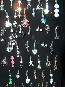 Comprar Different Types of Body Jewelry