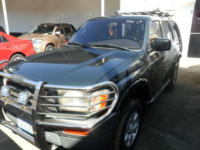 Comprar Modelo Toyota 4Runner Año 1998
