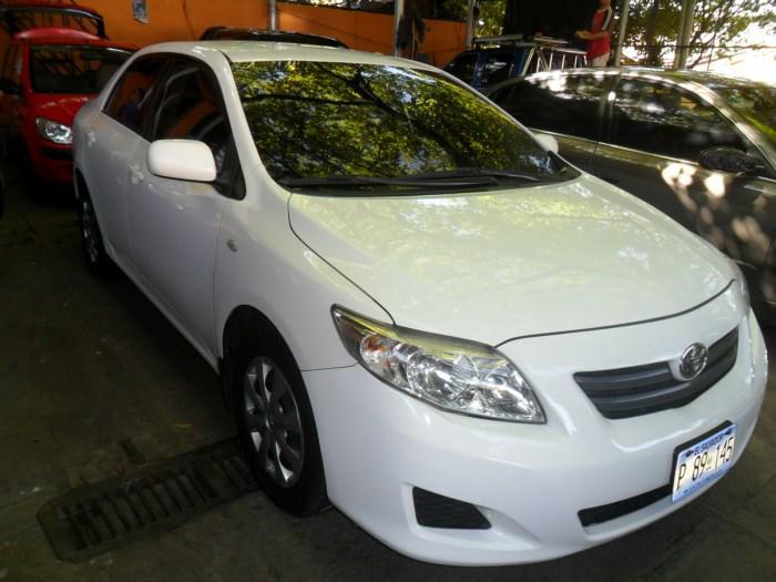 Comprar Marca Toyota Modelo Toyota Corolla Año 2010